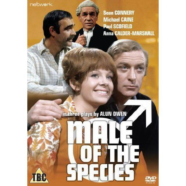 The Male of The Species [DVD]